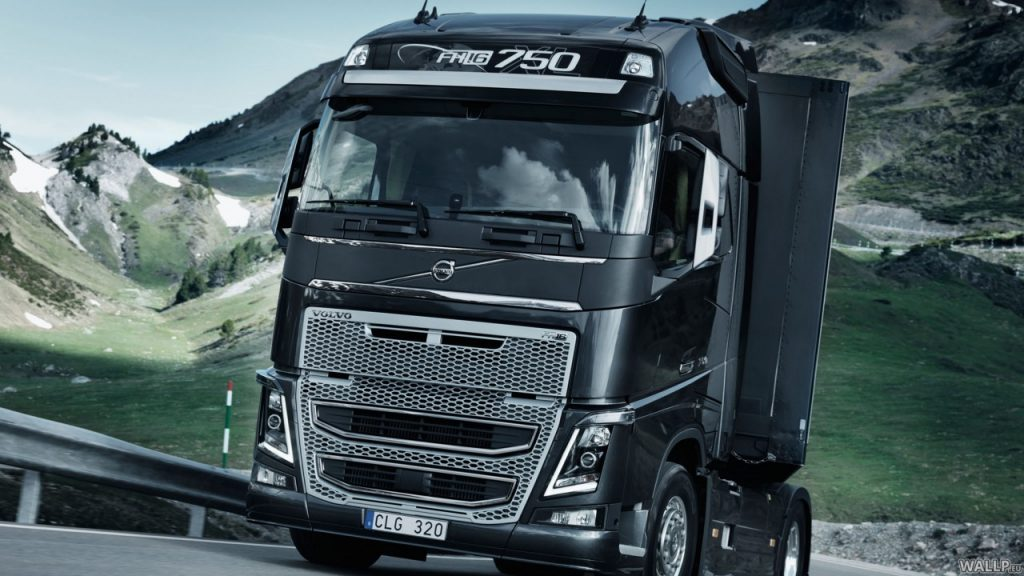Volvo Truck FH16
